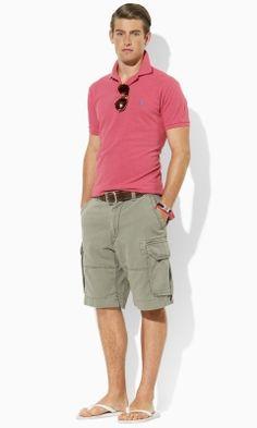Gellar Classic Cargo Short - Polo Ralph Lauren Shorts - RalphLauren.com