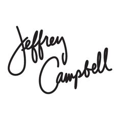 jeffrey campbell official signature