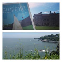 How to See Newport, RI Like a Modern-Day Heiress by Where in the World is Lola? Includes Doris Duke's Rough Point!