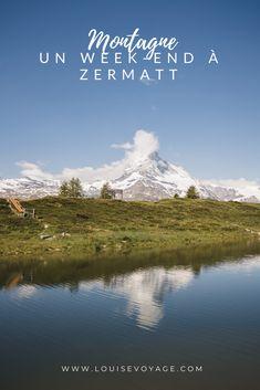 Guide complet pour vous aider à organiser un séjour à zermatt en suisse. Hebergement, restaurants, activités outdoors et randonnées, vous trouverez un programme de 5 jours pour découvrire Zermatt ! #valais #zermatt #suisse #vacance #montagne #alpes #outdoor #rando #weekend #sport #citytrip #cityguide Zermatt, Auckland, Long Week-end, Road Trip, Rando, Blog Voyage, Week End, Switzerland, Travel Guide