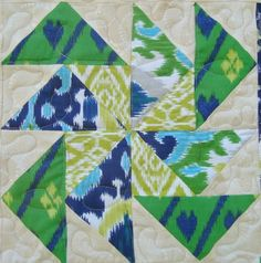 The Flying Geese block is the second block in the Quilt Along- Quick as a Fox on The Sewing Loft. Description from pinterest.com. I searched for this on bing.com/images