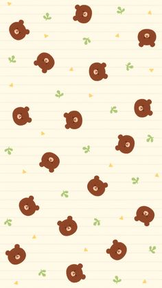 Cream Wallpaper, Wallpaper Iphone Cute, Cute Pictures, Beautiful Pictures, Kawaii Background, Line Friends, Phone Backgrounds, Avatar, Relationships