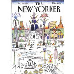New Yorker, February 13 1995 | $9.71
