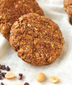 how to make oatmeal cookies without flour