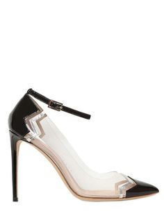 Shop: 105mm Patent Leather Pumps $805 #BestYearEver #makeastylestatment