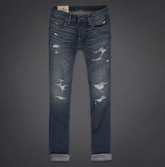 my fave skinny jeans. #hco #hollister