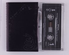 Metallica - Cassette Tape by JeepsterVintage on Etsy