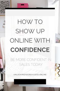 You can start strengthening your confidence in sales today. Learn how to get comfortable with online sales from an expert. Never told before truths! #sellingwithconfidence #businessconfidence Sales Today, Online Sales, Online Work, Make Up Your Mind, Free Blog, News Blog, Pinterest Marketing, Social Media Tips, As You Like