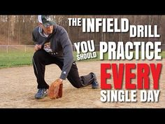 In this video, Wade Gaynor gives a first hand look at the infield drill every baseball player should practice. If you have requests for additional drills, co. Softball Workouts, Softball Drills, Softball Coach, Fastpitch Softball, Baseball Hitting Drills, Soccer Drills For Kids, Basketball Rules, Buy Basketball, Basketball Legends