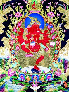 Ganapati an aspect of Ganesha, the Hindu elephant-headed god of luck and wealth. Like several of the Hindu pantheon, Ganapati is recognized and respected in the Buddhist tradition as a powerful worldly protector. Ganesh Idol, Ganesha, Framed Prints, Canvas Prints, Beyond Words, Indian Gods, Gods And Goddesses, Buddhism, Art Inspo