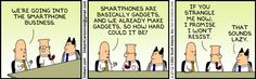 The Dilbert Strip for November 27, 2012