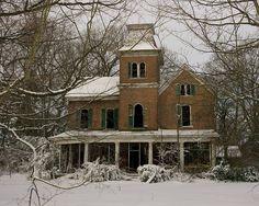 Fabulous old ruin in Nashville,TN.