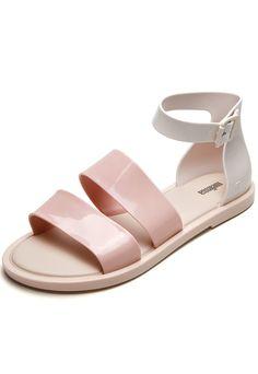 Melissa Shoes, Trendy Sandals, Flat Sandals, Cute Dresses, Espadrilles, High Heels, Slippers, Footwear, Model