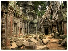 Kampuchea photo | Cambodia Temple