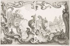 Baroque art 1600 1750 on pinterest baroque peter paul for Difference between baroque and rococo