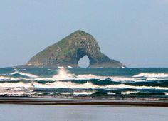 Ninety Mile Beach, Far North, North Island, New Zealand by Sandy Austin, via Flickr