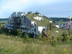 Hundertwasser - Bad Blumau Austria - Rogner Hotel and thermal resort