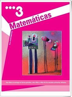 """""""Guatemática 3"""" es un muy buen cuaderno del área de Matemáticas de 3º nivel de Educación Primaria publicado de forma gratuita por las autoridades educativas de Guatemala. Edición de 2011 (Existe otra edición de 2009)."""