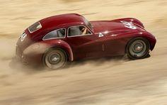 Alfa Romeo 6C 2500 Competizione (1948)