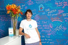 Stressed corporate types are among the growing clientele driving the success of Perth-based Nick Dunin's floatation therapy business. Flotation Therapy, Sensory Deprivation, Perth, Stress, Business, Mens Tops, Store, Anxiety, Business Illustration