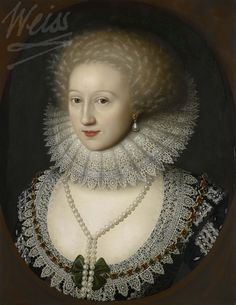 An Unknown Noblewoman | The Weiss Gallery