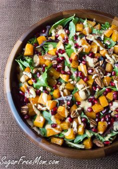 Butternut squash is a fantastic vegetable to enjoy in the winter. Super versatile and super satisfying and comforting. Maybe you are into a New Year's Resolution that consists of eating more vegetables or eating low carb and sugar free. These recipes are lower in carbs than many and can fit in nicely with your [...]