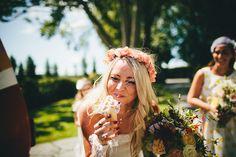 New Zealand Bay Wedding