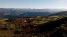 Los impresionantes paisajes del desconocido #illano (  Asturias )