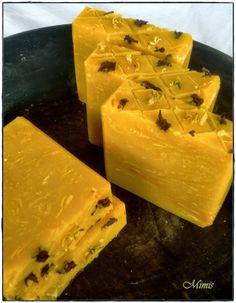 Apricosa Handmade cp soap with aprioct kernel oil