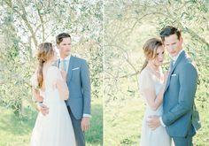French couple by Petra Veikkola #film #contax645 #weddings