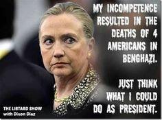 She's a liar