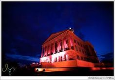 Nashville Capital in Pink