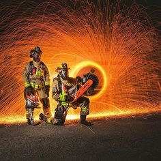 Fire and fighter Firefighter Paramedic, Wildland Firefighter, Firefighter Gifts, Volunteer Firefighter, Female Firefighter, Fire Dept, Fire Department, Fire Training, Firefighter Pictures