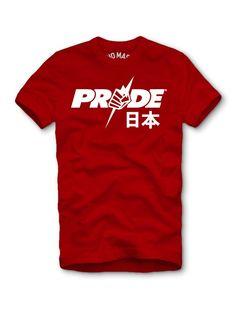 no mas - pride japan