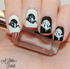 Falling for Nail Art Challenge: Other Realm