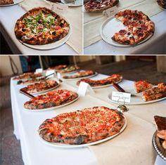 Pizza Buffet Ideas