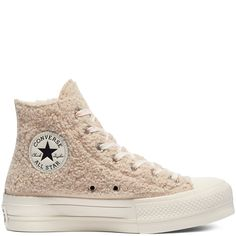 Cozy Club Platform Chuck Taylor All Star High Top High Top Converse, Converse Sneakers, Converse Chuck Taylor, High Top Sneakers, All Star, Brave, High Tops, Chuck Taylors, Chuck Taylor Style