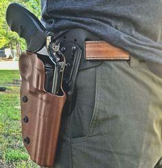Wow. A kydex, drop holster! #gunholster