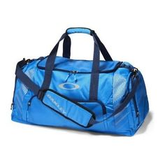 9c004b8a1c Gym Bags 68816  Brand New! Oakley 85L Large Electric Blue Sport Duffel (Msrp