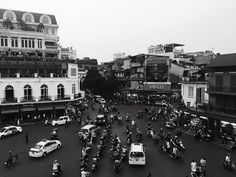 Very slow day today but got our scooter on a little and experienced the traffic #hanoi http://ift.tt/1NswXx3  Instagram okayjeffrey