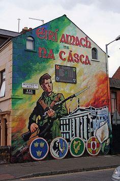 Belfast -Fall Road