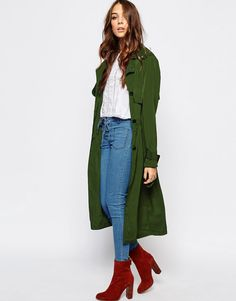 Image 4 ofFirst & I Trench Coat
