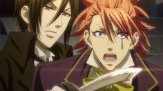 Kuroshitsuji ~Book of Circus~ Ep.8 | Sebastian and Joker