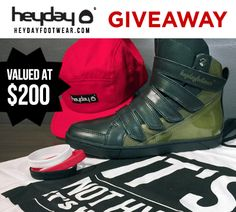 Win Kicks & Gear valued at $200
