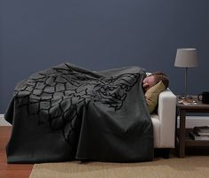 Game of Thrones Blanket: Winter is coming, so snuggle up in this Game of…