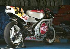 Suzuki rgv 500 cc 2s Schwantz