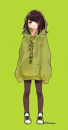 Pin by siobhan art references on art inspiration in 2019 рис Cool Anime Girl, Kawaii Anime Girl, Anime Art Girl, Anime Girls, Anime Chibi, Chica Anime Manga, Manga Girl, Girl Cartoon, Cartoon Art