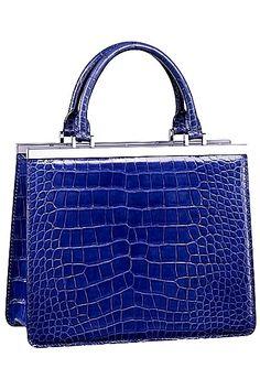 9835bcb5d17c Luxury genuine crocodile handbags for sale-Blue Crocodile Handbags, Fashion  Handbags, Fashion Bags