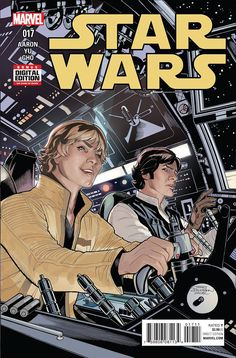 "*High Grade* (W) Jason Aaron (A) Leinil Francis Yu (CA) Terry Dodson • Han takes Luke out to fly the Falcon with him! • Meanwhile...Leia and a few of her ""friends"" have troubles of their own... • The"