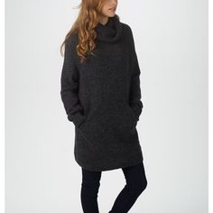 Burton, Maglione Donna Avalanche, Grigio (True Black Heather), L: Amazon.it: Sport e tempo libero
